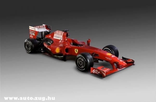 Csodaszép at új Ferrari