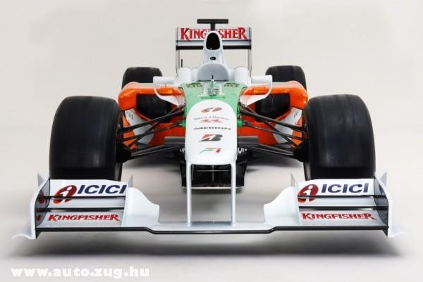 Force India - Az új csapat