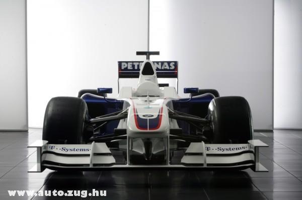 Bmw Sauber új konstrukciója
