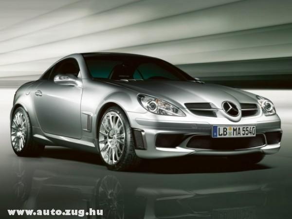 Egy Mercedes Benz