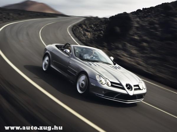 Mercedes SLR Rroadster