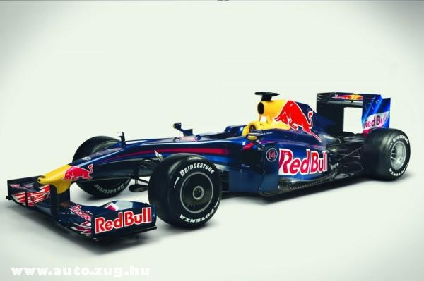 Red Bull Racing - A titkos esélyes