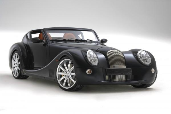 Morgan Aero Superports