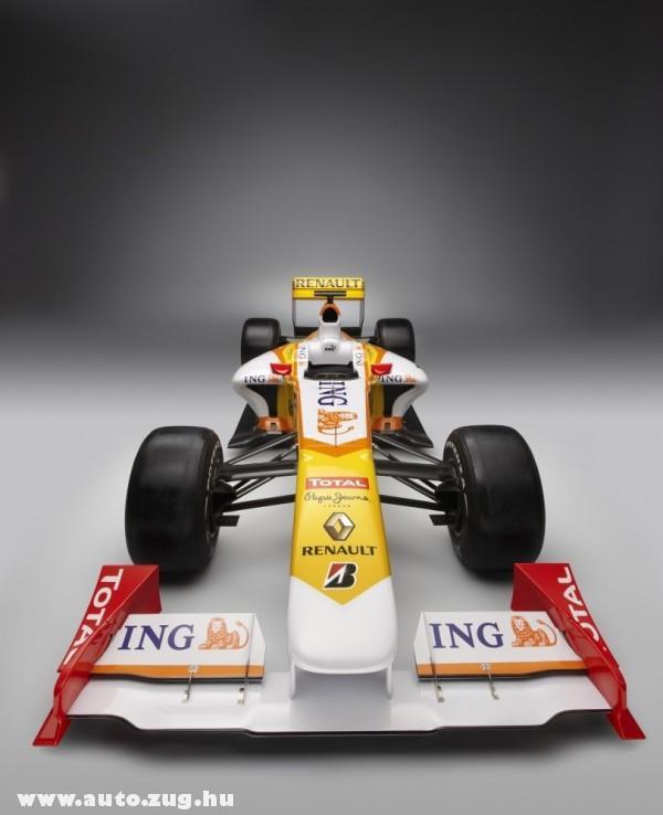 Renault - középmezõnyben