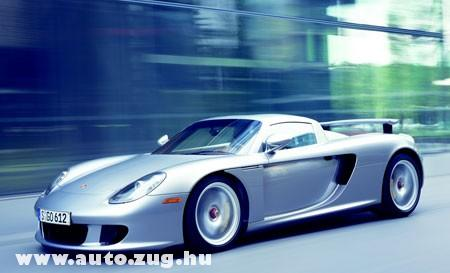 Nagyon gyors ez a Porsche