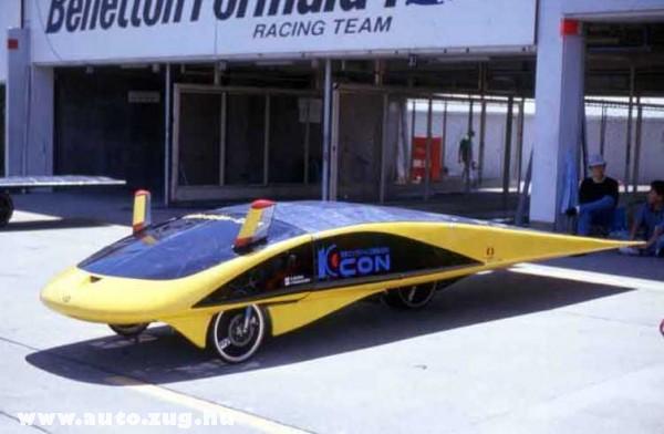 Japán elektromos autó