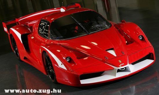 Ferrari FXX Pacchetto