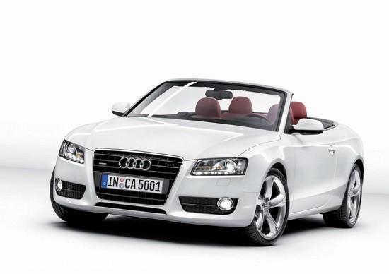 Audi A5 Cabrionet