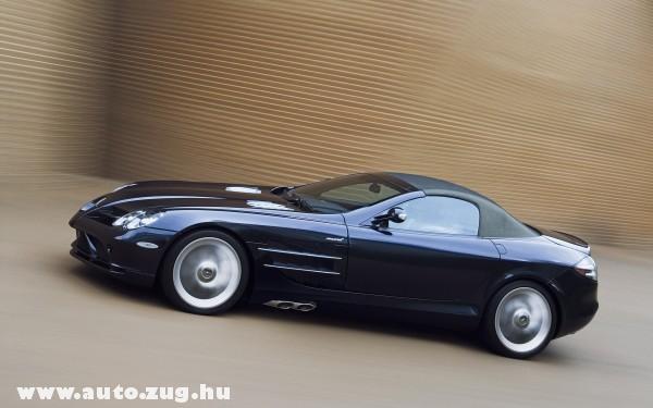 Mercedes  Mclaren SLR-20