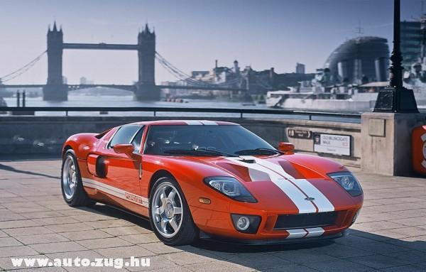 Ford GT tunning