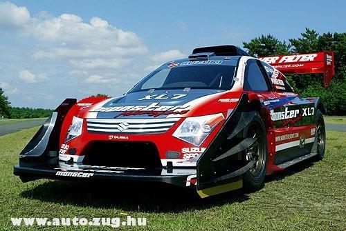 Suzuki Tunning car