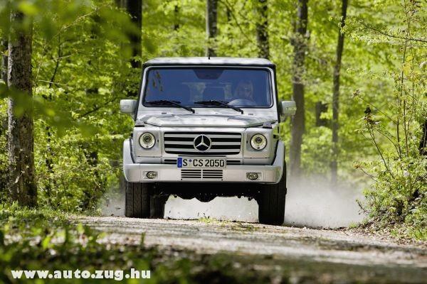 Mercedes terepjáró