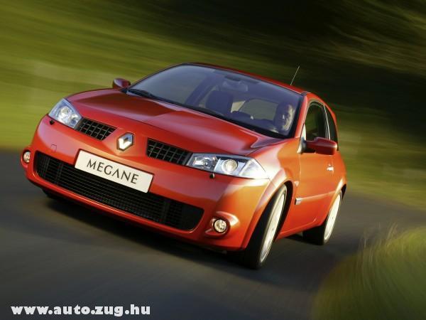Renault Megane rs sport r27