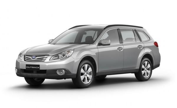 Subaru Legacy Europe
