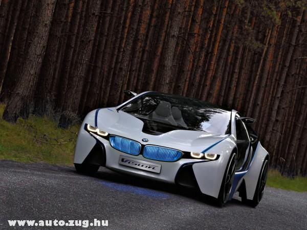 BMW Vision Efficient Dynamics Conceptet