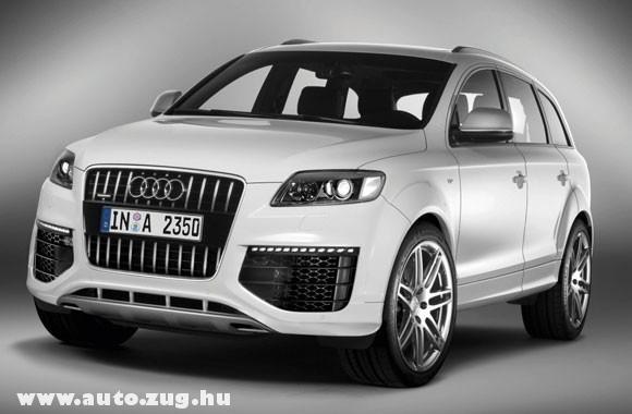 Audi Q7 v12