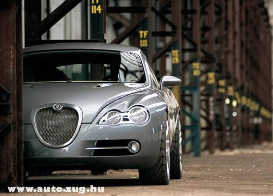 Jaguar R-D6 - csodaszép, sportos, elegáns
