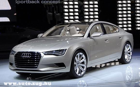 ÚJ Audi A7