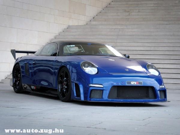 GT9-R tuningolt sportkocsi