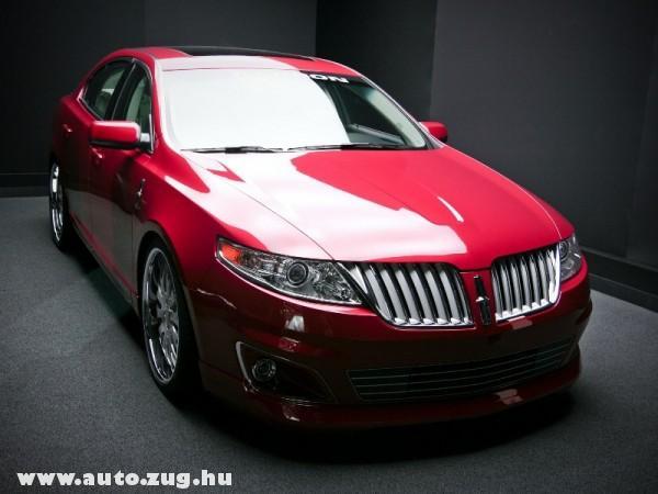 3d Carbon Lincoln 2009