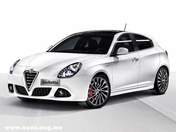 Alfa Giulietta 2010
