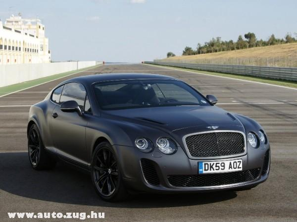 Bentley Continental Supersports 2009