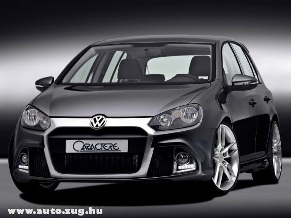 Volkswagen Golf Caractere 2009