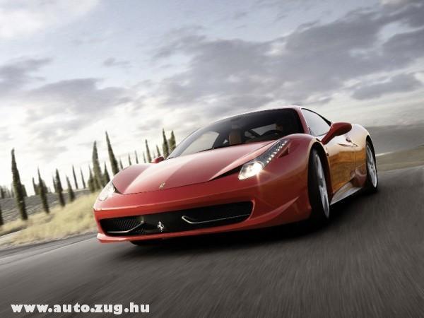 Ferrari 458-2009