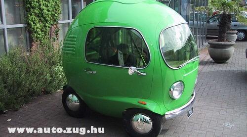 Csoda zöld gombóc