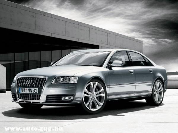 Audi S8 Face Lift  2009