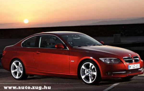 BMW 3 Coupe 2011