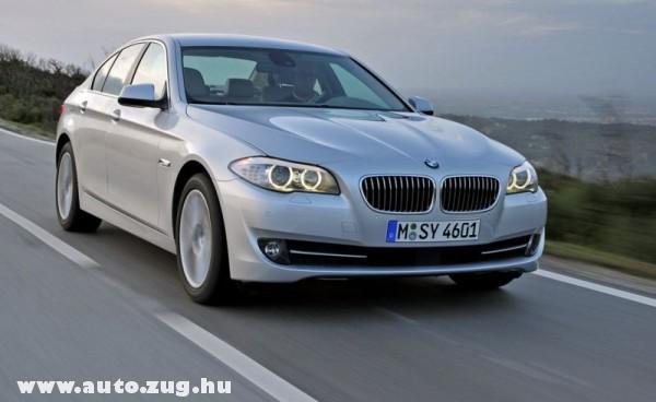 BMW 5 -2011-