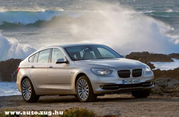 BMW 5 Gran Turismo 2010