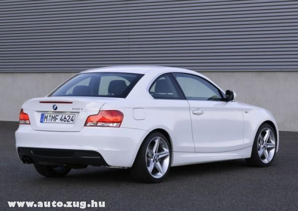 BMW 135i Coupe 2010