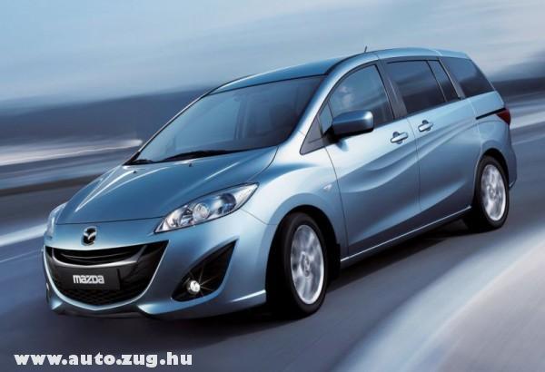 Mazda 5 -2011-