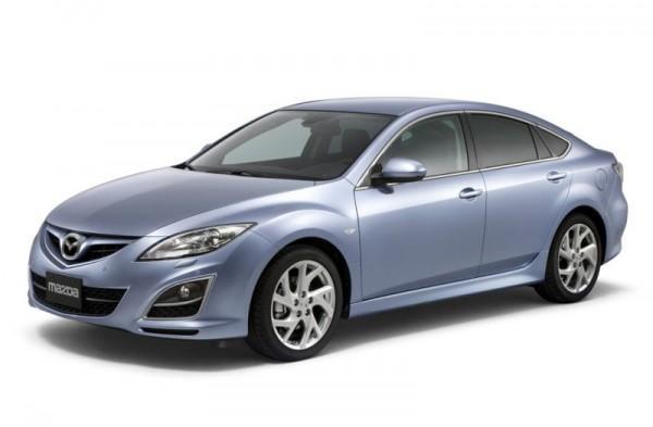 Mazda 6 -2011-