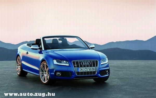Audi S5 Quattro 2010