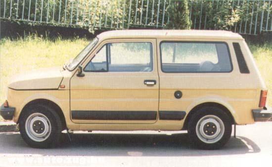 Polski sedan