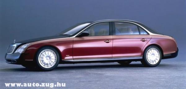 Mercedes-Benz S6