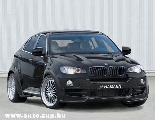BMW X6 Hamman