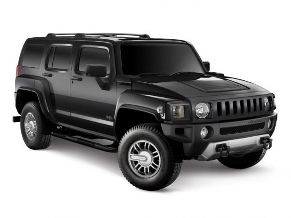 Hummer H3 Black