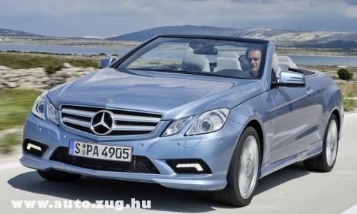 Mercedes Benz E Classic
