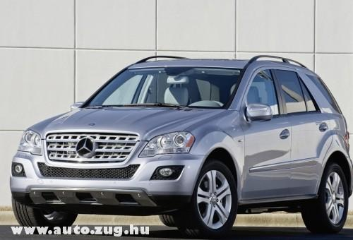 Mercedes Benz ML450 Hybrid