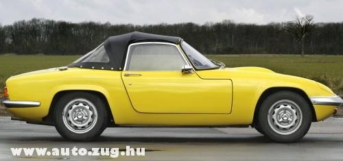 Lotus Elan 1962