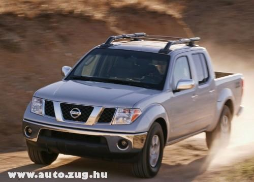 Nissan Nismo Frontier Crew
