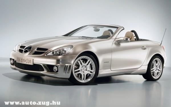 Mercedes SLK 320 CDI