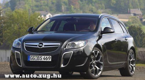 Opel Insignia OPC Sport 2010