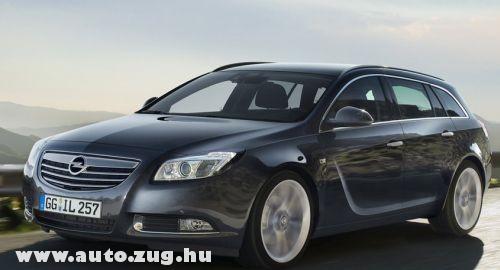 Opel Insignia Sport Tourer 2010