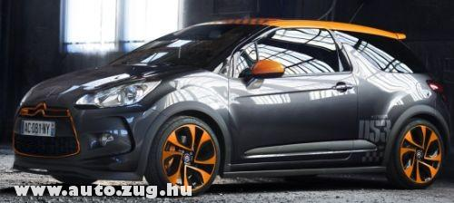 Citroen DS3 Racing 2011