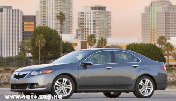 Acura TSX V6 2010